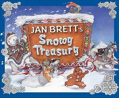 Jan Brett's Snowy Treasury - Brett, Jan - New Condition