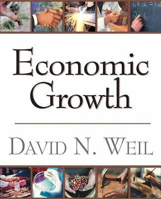 Economic Growth, Weil, David N., Acceptable Book