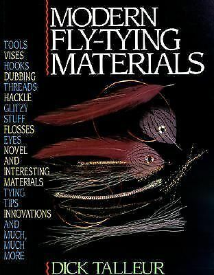 Modern Fly-Tying Materials by Dick Talleur