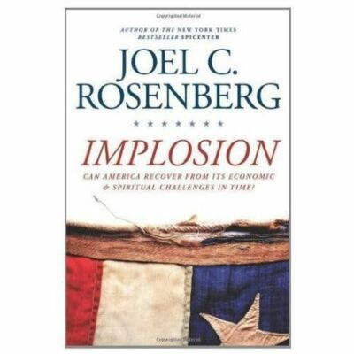 Implosion: Can America Recover from Its Economic and Spiritual Challenges in Tim