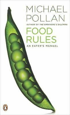 Food Rules: An Eater's Manual - Michael Pollan - Good Condition
