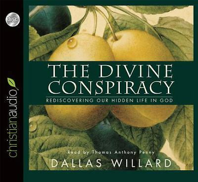 Divine Conspiracy: Rediscovering Our Hidden Life in God [CD], Willard, Dallas, V