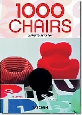 1000 Chairs (Taschen 25) by Charlotte Fiell