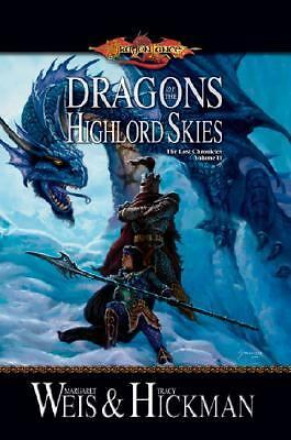 Dragons of the Highlord Skies (Dragonlance: The Lost Chronicles, Book 2) - Tracy