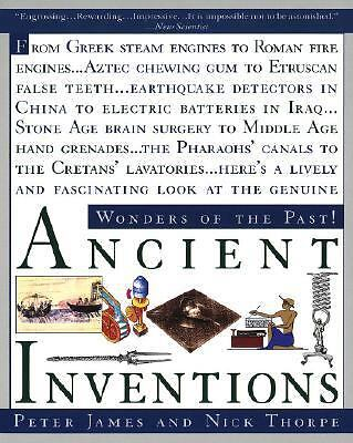 Ancient Inventions, Thorpe, Nick, James, Peter, Good Book