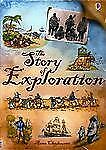 The Story of Exploration, Claybourne, Anna, Good Book