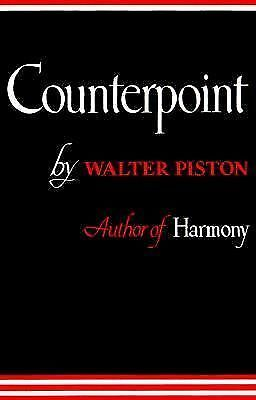 Counterpoint by Walter Piston
