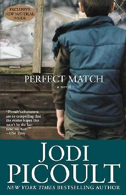 Perfect Match - Jodi Picoult - Good Condition
