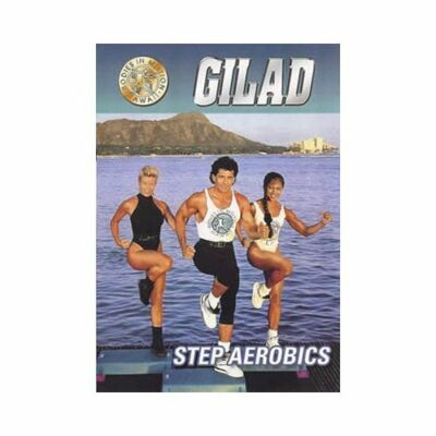 Step Aerobics- DVD - New Condition - Gilad,