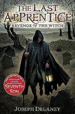 The Last Apprentice (Revenge of the Witch) - Joseph Delaney - Good Condition