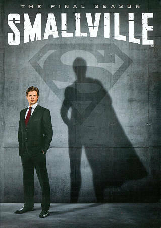 Smallville: The Complete Tenth Season, Excellent DVD, Allison Mack, Justin Hartl
