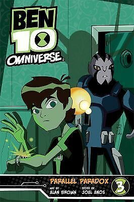 Ben 10 Omniverse: Parallel Paradox, Enos, Joel, Good Book