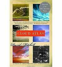 Cloud Atlas: A Novel - David Mitchell - Good Condition