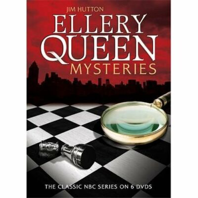 Ellery Queen Mysteries, Good DVD, Barbara Rush, Herb Edelman, Maggie Nelson, Arc