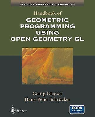 Handbook of Geometric Programming Using Open Geometry GL (Springer Professional