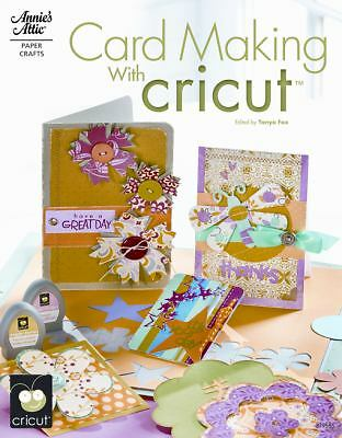 Card Making with Cricut (Annie's Attic: Paper Crafts) by