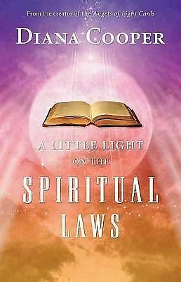 A Little Light on the Spiritual Laws, Cooper, Diana, Good Book