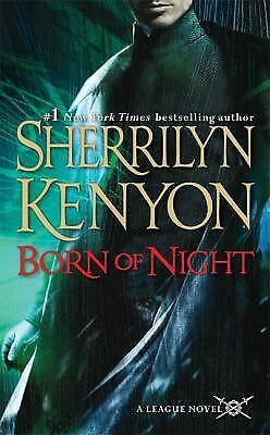 Born of Night (A League Novel), Sherrilyn Kenyon, Good Book
