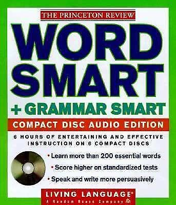 LL Princeton Review Word Smart and Grammar Smart Compact Disc Audio Edition: Ho