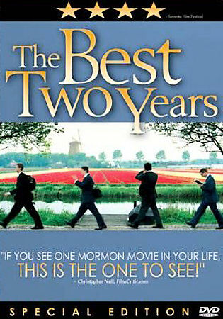 The Best Two Years, Good DVD, KC Clyde, Kirby Heyborne, Scott Anderson