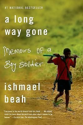 A Long Way Gone: Memoirs of a Boy Soldier - Ishmael Beah - Good Condition