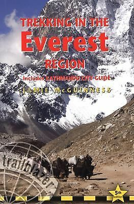 Trekking in the Everest Region: Includes Kathmandu City Guide, Mcguinness, Jamie