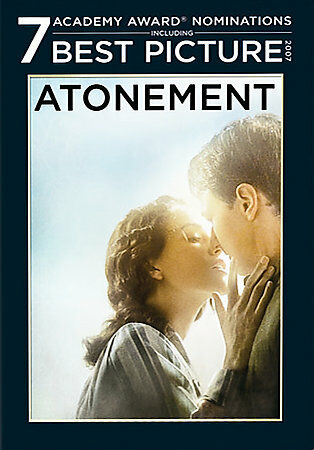 Atonement (Widescreen Edition), Excellent DVD, Patrick Kennedy, Juno Temple, Bre