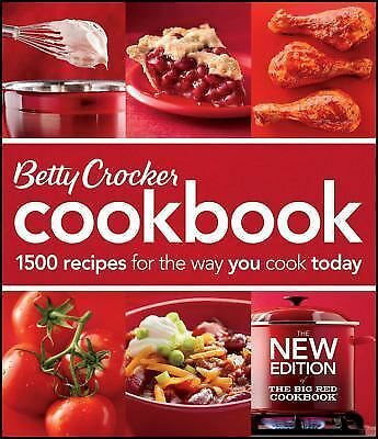 Betty Crocker Cookbook, , Acceptable Book