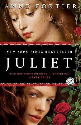 Juliet: A Novel (Random House Reader's Circle), Fortier, Anne, Good Book