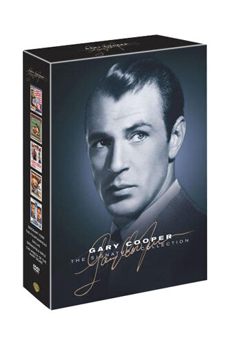 Gary Cooper - The Signature Collection (Sergeant York / The Fountainhead / Dalla