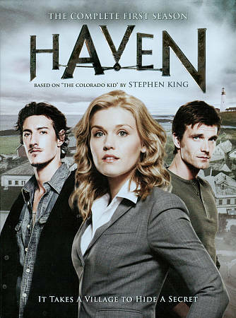 Haven: The Complete First Season- DVD - Very Good Condition - Emily Rose, Lucas