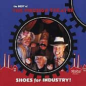 Shoes For Industry! The Best Of The Firesign Theatre - Firesign Theatre - Audio