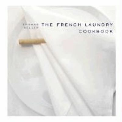 The French Laundry Cookbook, Keller, Thomas, Acceptable Book