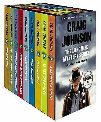 The Longmire Mystery Series Boxed Set Volumes 1-9 (Walt Longmire Mystery), Johns