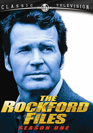 THE ROCKFORD FILES:  Season One (DVD, 2005, 3-Disc Set, 23 Episodes) - LIKE NEW