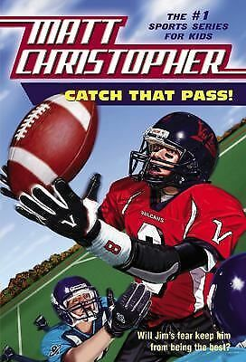 Catch That Pass! (Matt Christopher Sports Series) - Christopher, Matt - Good Con