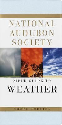 National Audubon Society Field Guide to North American Weather, David Ludlum, Go