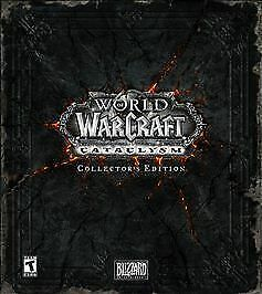 World of Warcraft: Cataclysm -- Collector's Edition EU (Windows/Mac, 2010)