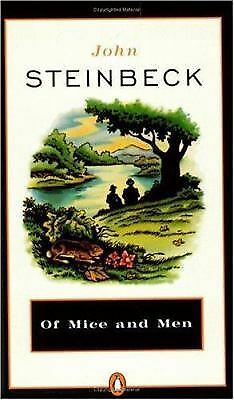 Of Mice and Men - John Steinbeck - Good Condition
