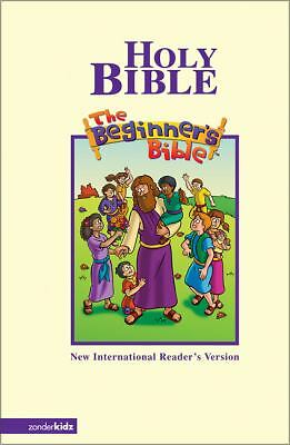 The NIrV Holy Bible Beginner's Bible (Beginner's Bible, The) by