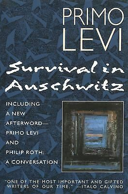 Survival In Auschwitz - Primo Levi - Acceptable Condition