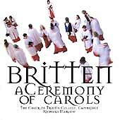 Britten: A Ceremony of Carols, The Choir of Trinity College, Very Good
