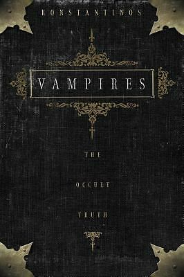 Vampires: The Occult Truth (Llewellyn truth about series), Konstantinos, Good Bo