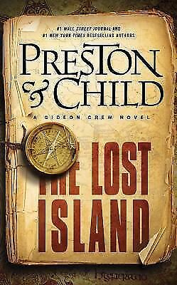 The Lost Island (Gideon Crew) by Preston, Douglas, Child, Lincoln