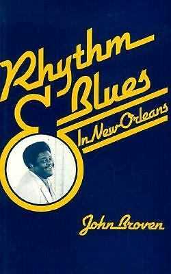 Rhythm and Blues In New Orleans - John Broven - Very Good Condition