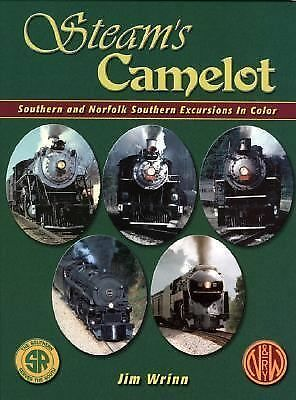 Steam's Camelot by Jim Wrinn (2001, Hardcover)