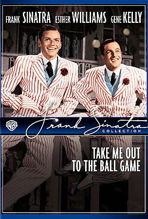 Take Me Out to the Ball Game, Acceptable DVD, Tom Dugan, Richard Lane, Jules Mun