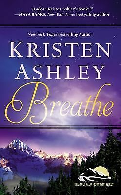 Breathe (Colorado Mountain), Ashley, Kristen, Acceptable Book