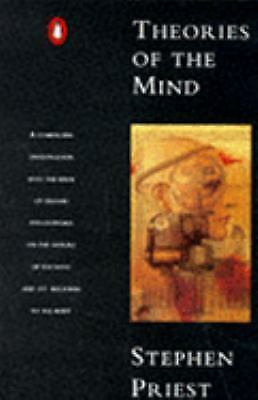 Theories of the Mind (Penguin Philosophy), Priest, Stephen, Very Good Book