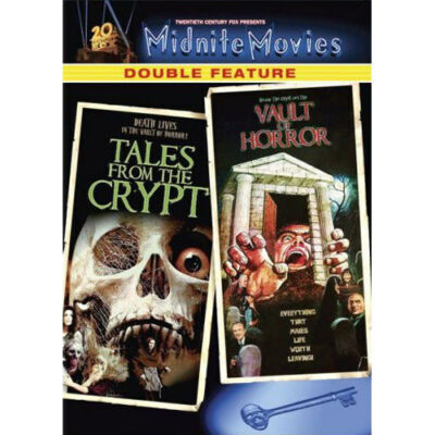 Tales from the Crypt  / The Vault of Horror (Midnight Movies Double Feature), Go